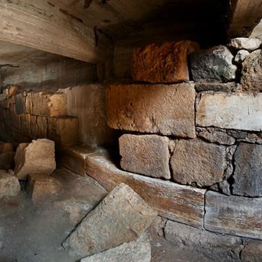 Το τείχος στα παλιά ΚΤΕΛ