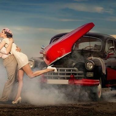 Θέλω αυτοκίνητο, καρδιά μου!