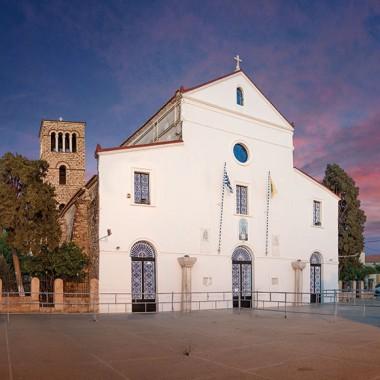 Η ιστορία του ναού της Αγίας Παρασκευής
