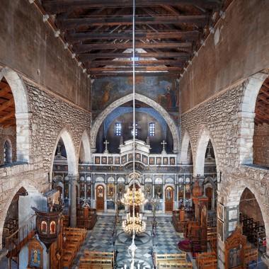 Τα μυστικά του ναού της Αγίας Παρασκευής στη Χαλκίδα.
