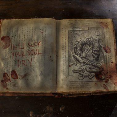 Το βιβλίο των δαιμόνων