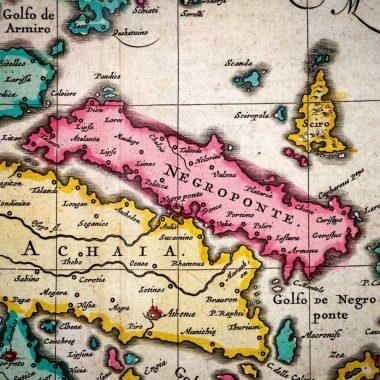 Οι Λομβαρδοί και οι Ενετοί στην Εύβοια (Μέρος 1ο)