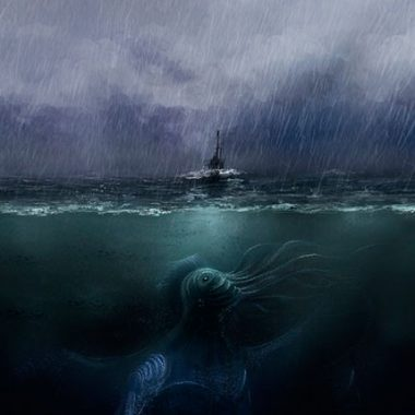 Ο θαλάσσιος δαίμονας των Λουκισίων