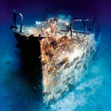 Το στοιχειωμένο ναυάγιο του «Χειμάρα»